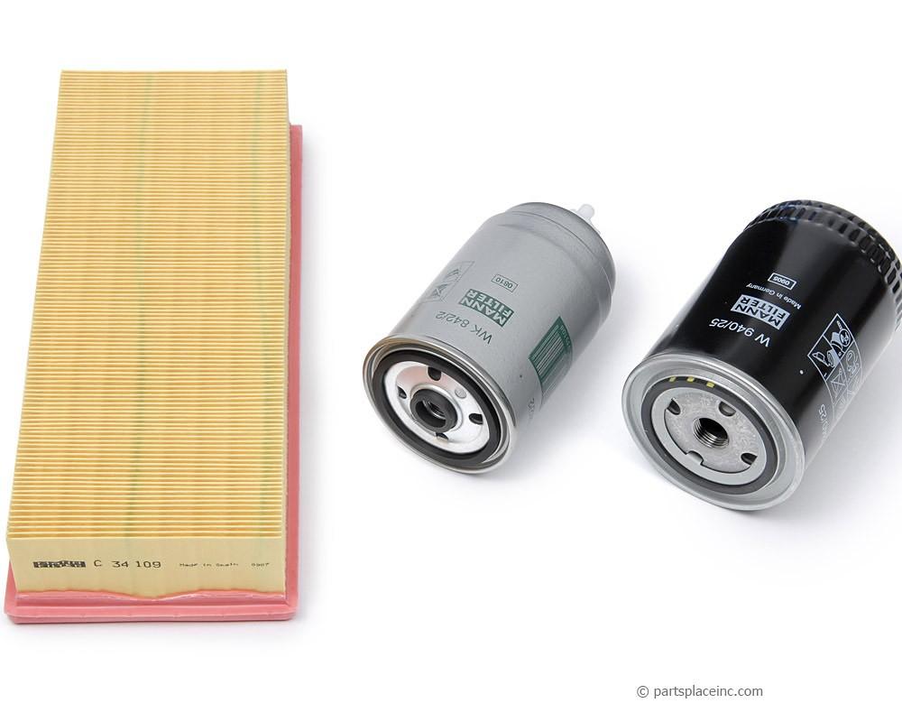 MK1 Rabbit Jetta & Vangon Diesel Filter Kit
