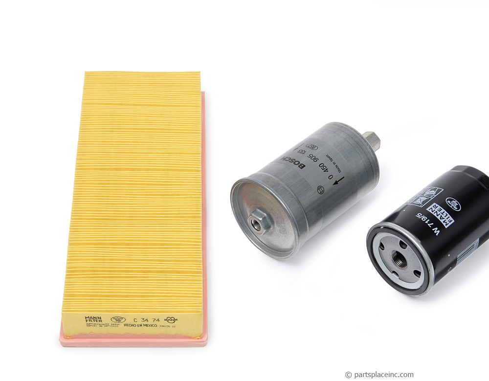 MK2 GTI & GLI 1.8L 16V Filter Kit