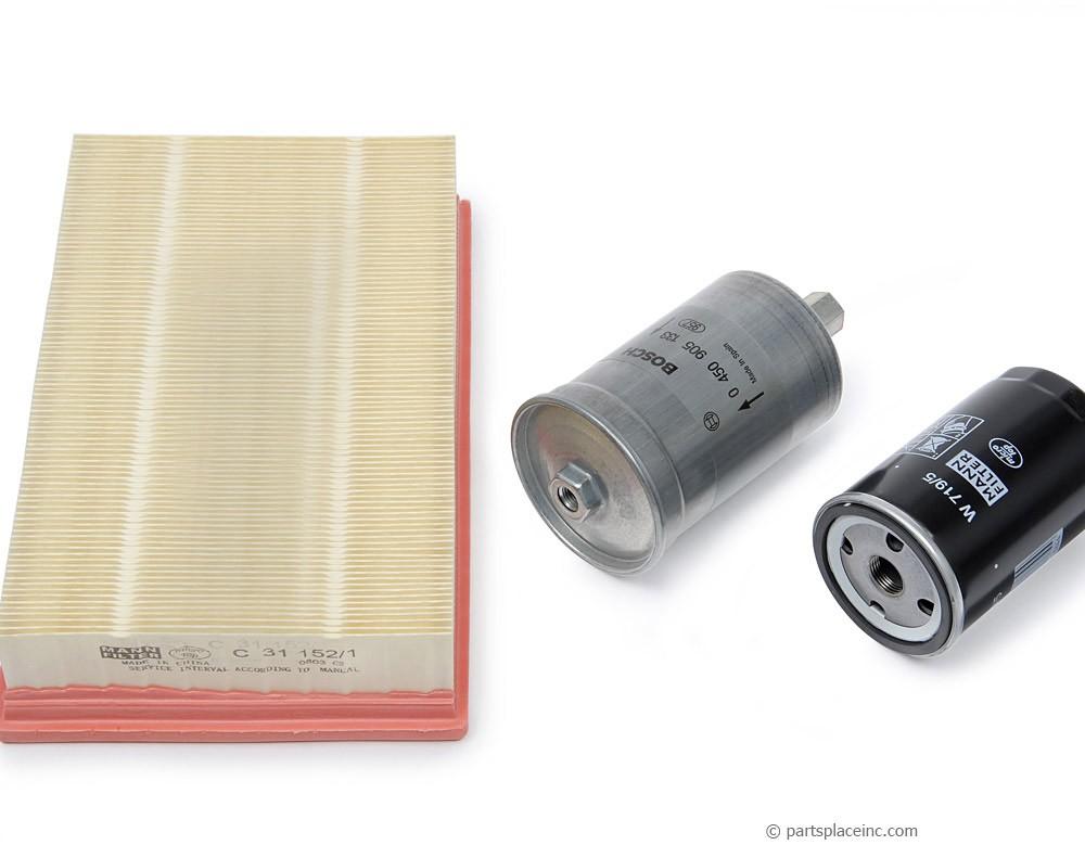 MK2 GTI & GLI 2.0L 16V Filter Kit