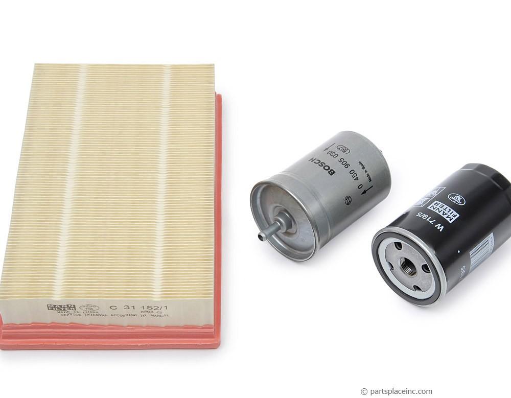 MK2 Jetta & Golf Digifant Filter Kit