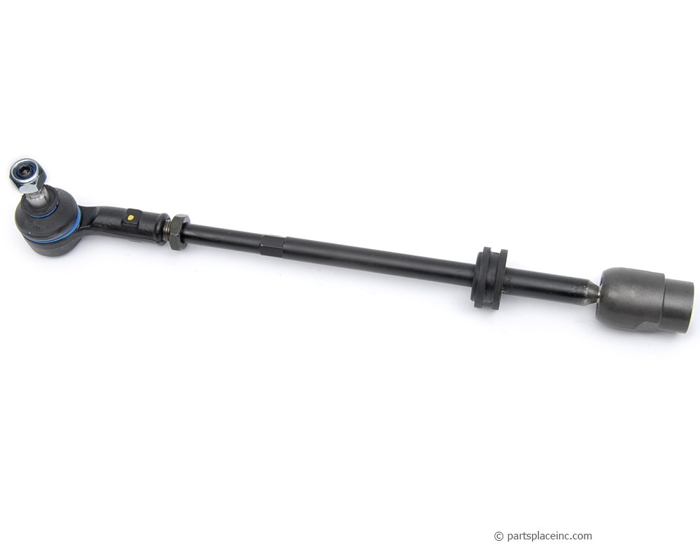 MK2 Jetta & Golf Passenger Side Tie Rod Assembly With Manual Steering