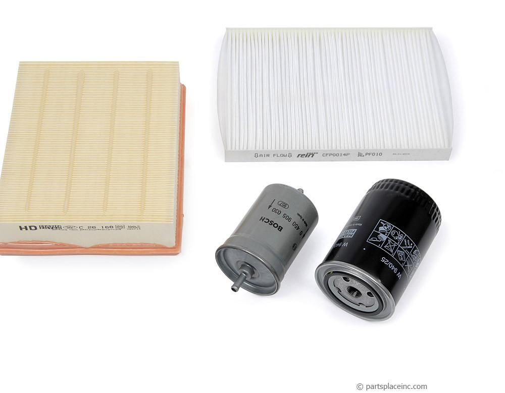 Passat 1.8T Filter Kit 01-05