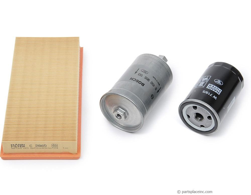 Scirocco 16V Filter Kit