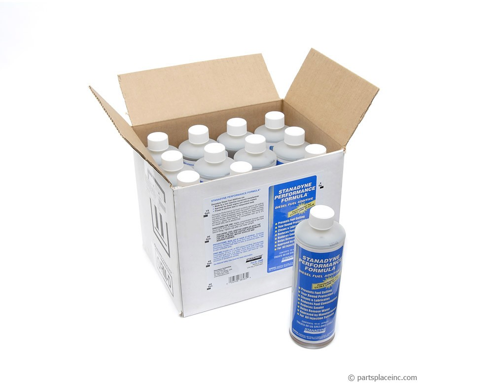 Stanadyne Diesel Fuel Conditioner Case
