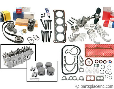 1.6L Turbo Diesel Rebuild Kit
