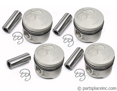 AAZ Piston Set +.040