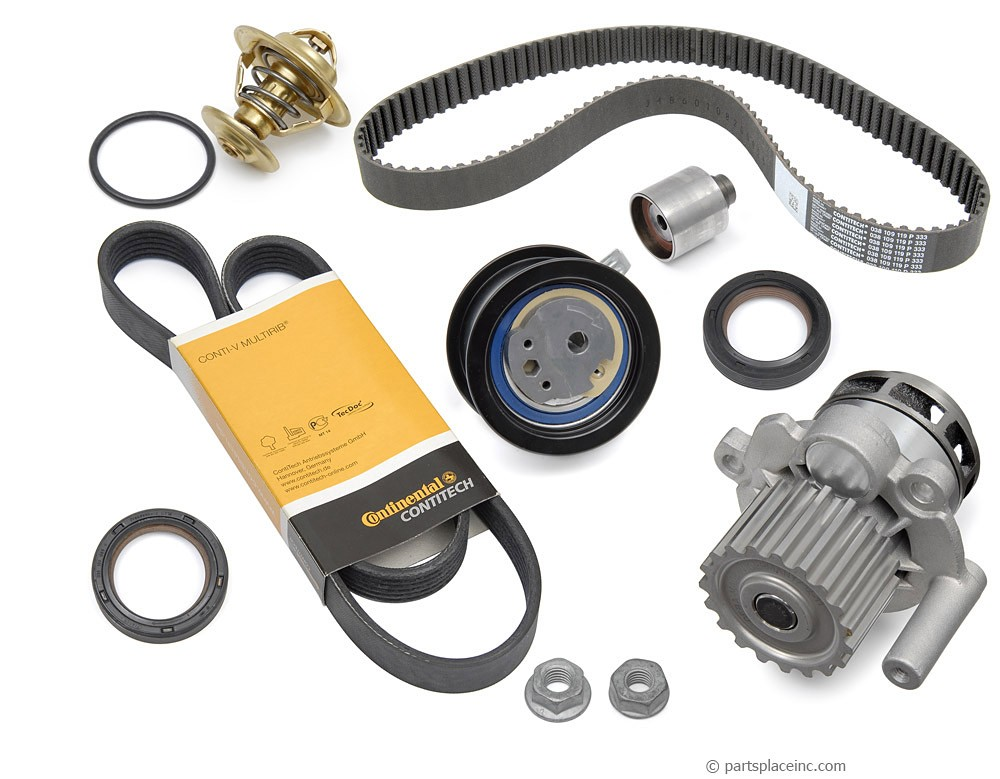 BRM TDI Timing Belt Kit