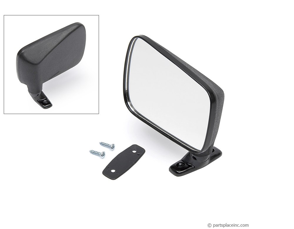 MK1 Driver Side Manual Mirror