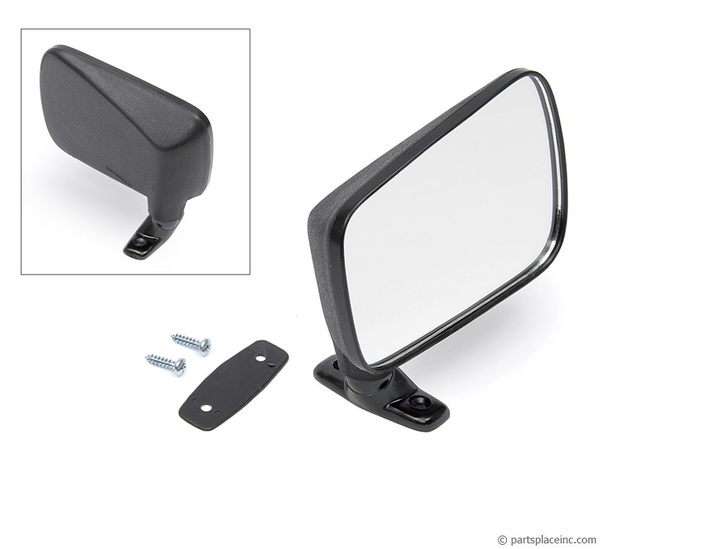 MK1 Passenger Side Manual Mirror