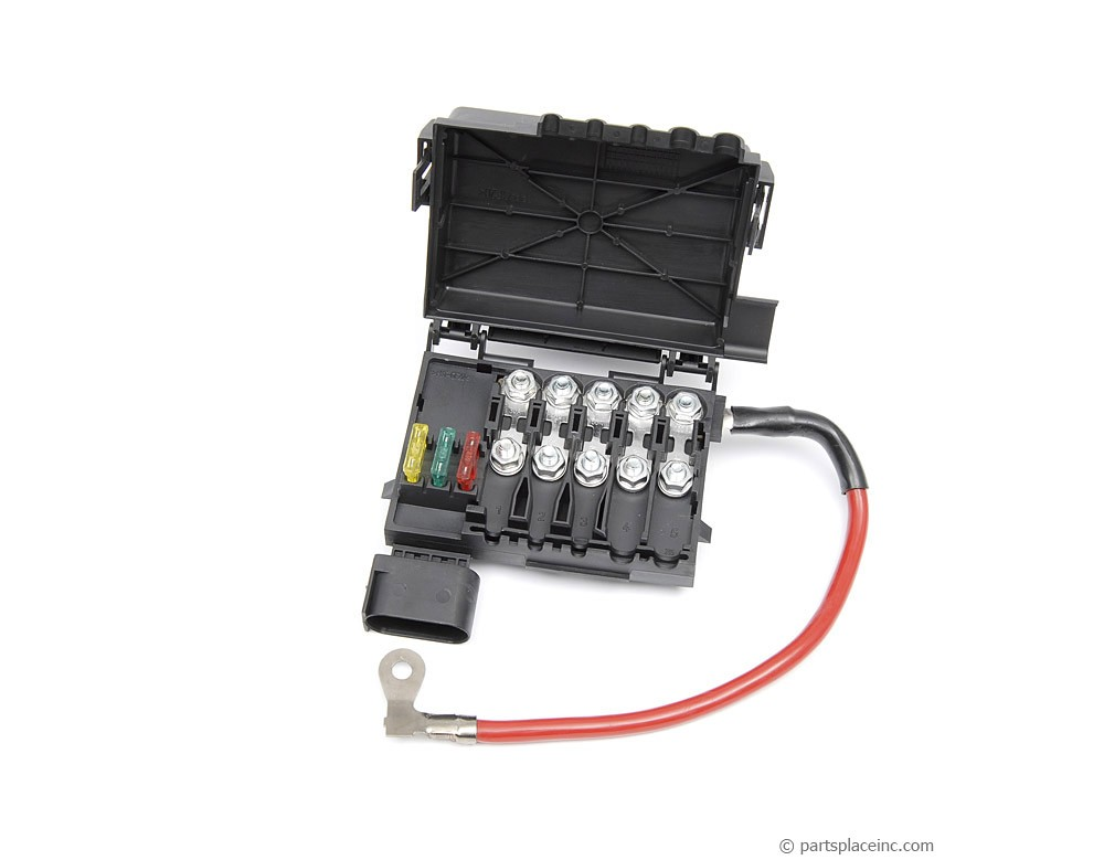 VW MK4 Engine Bay Fuse Box - Free Tech HelpParts Place Inc.
