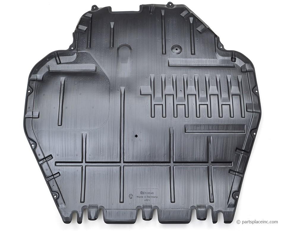 MK4 TDI Belly Pan - Manual Transmission