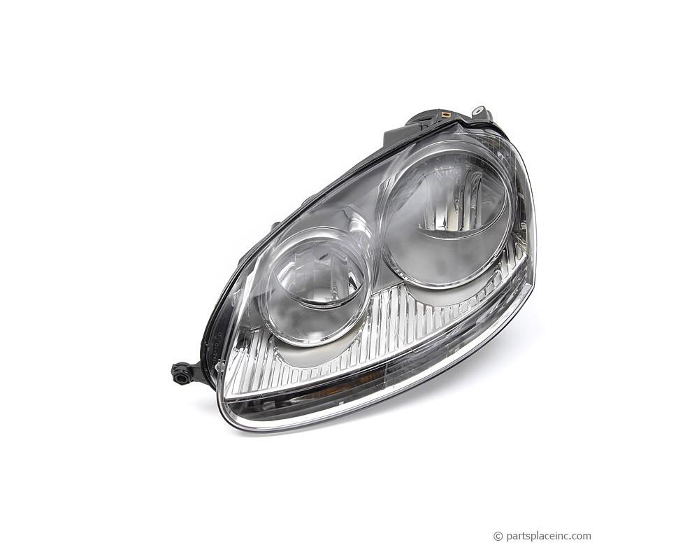 MK5 Jetta & Rabbit Driver Side Headlight