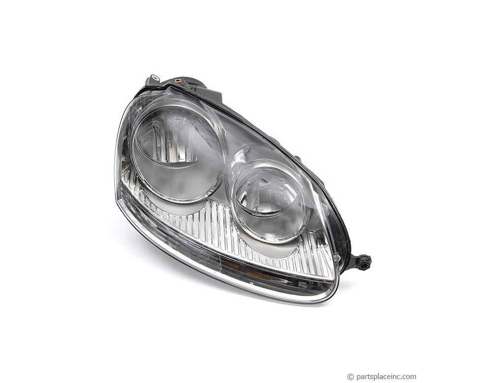 MK5 Jetta & Rabbit Passenger Side Headlight