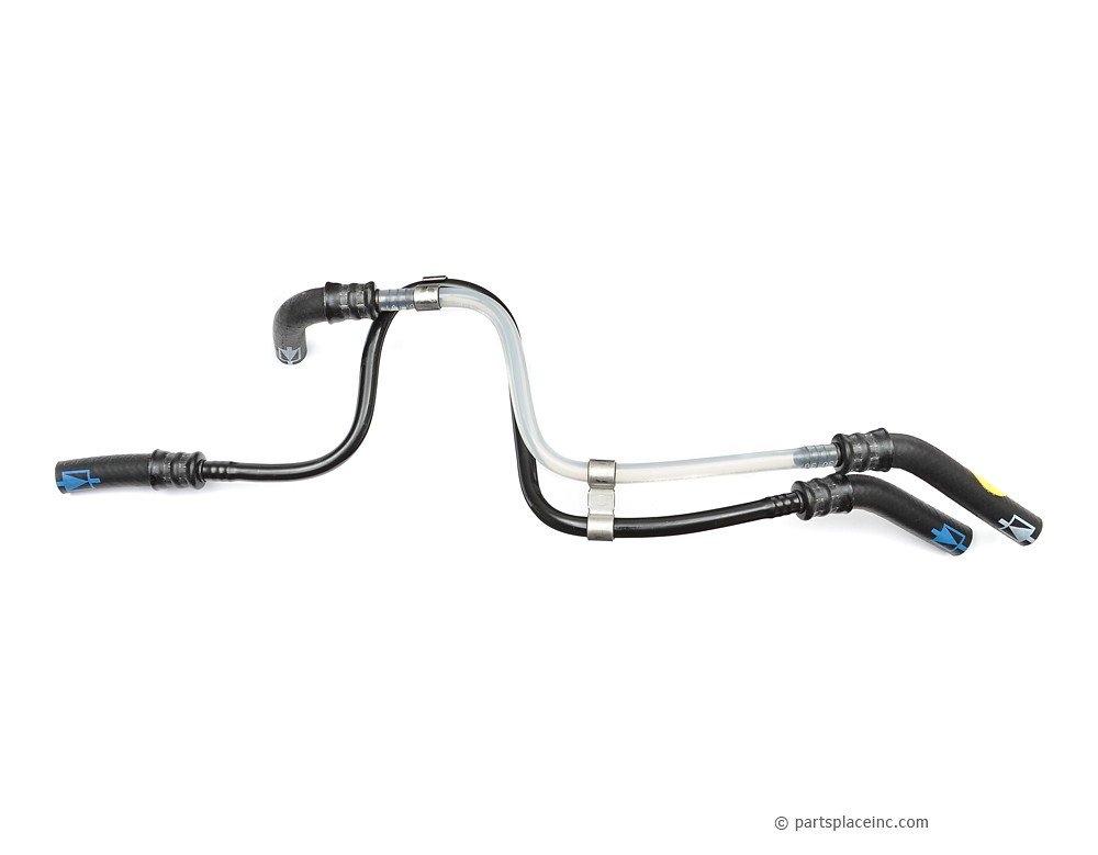 ALH TDI Fuel Line Ona Golf Cart Fuel Lines on