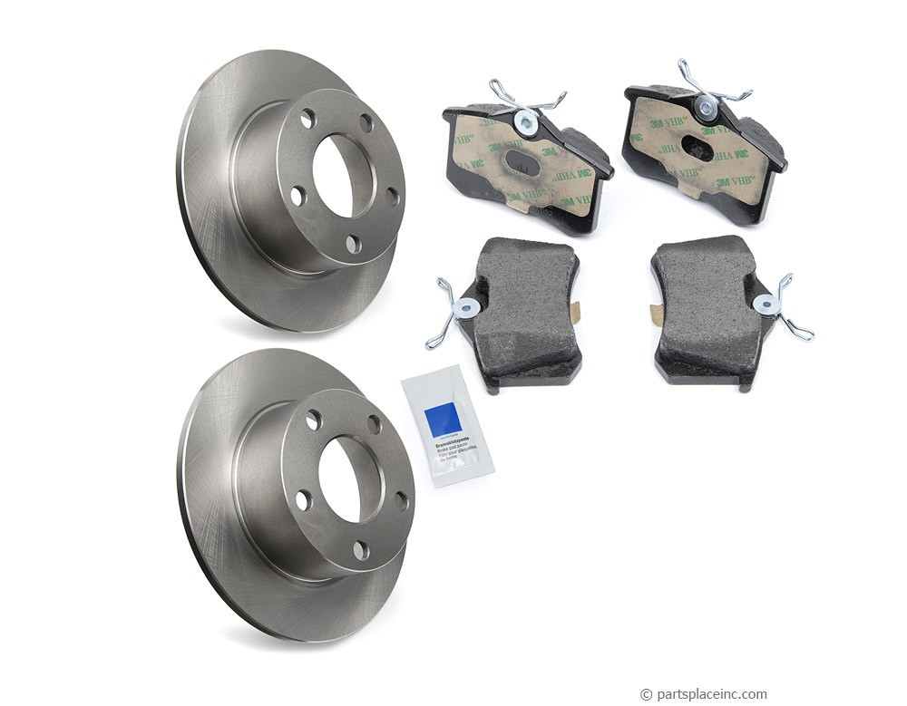 B5 Passat Rear Brake Kit