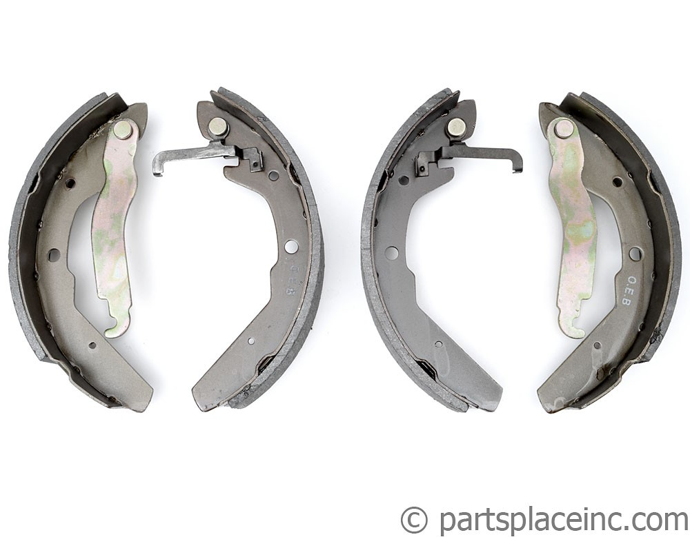 Vanagon Rear Brake Shoes