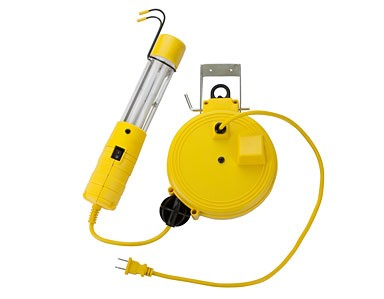 Bayco Worklight and Reel SL-651