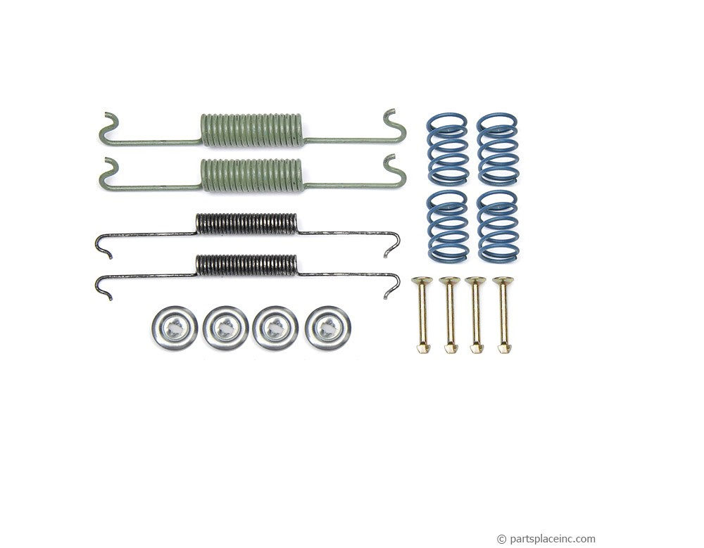 Beetle Front Brake Spring Kit