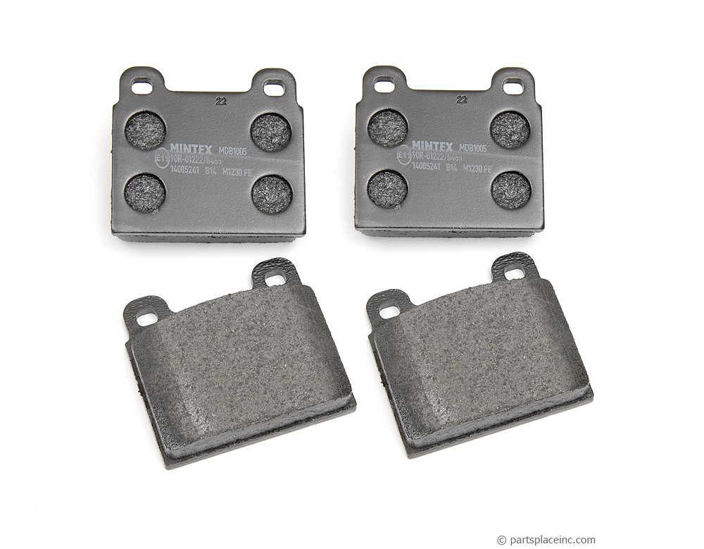 Bus and Vanagon Front Brake Pads