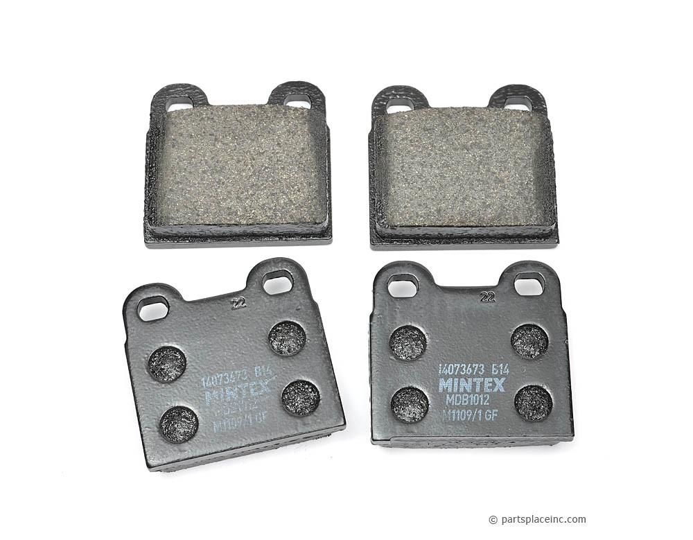 Ghia Dual Pin Brake Pads