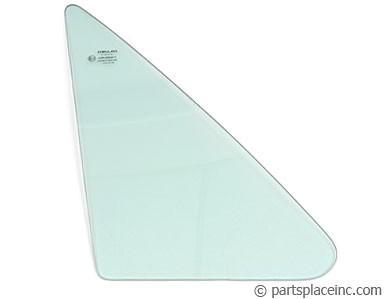 MK1 Passenger Side Vent Window Glass