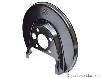 MK4 Left Rear Brake Splash Shield