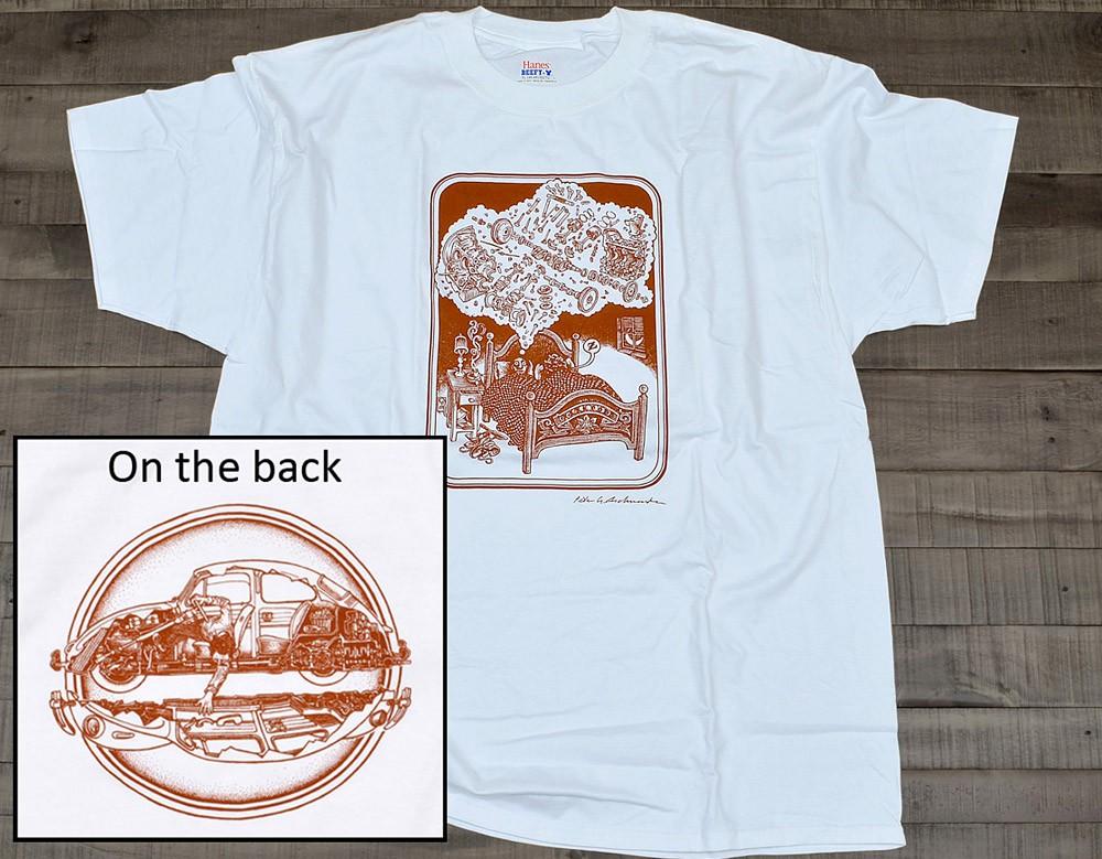 Peter Aschwanden The Dream Large T-Shirt