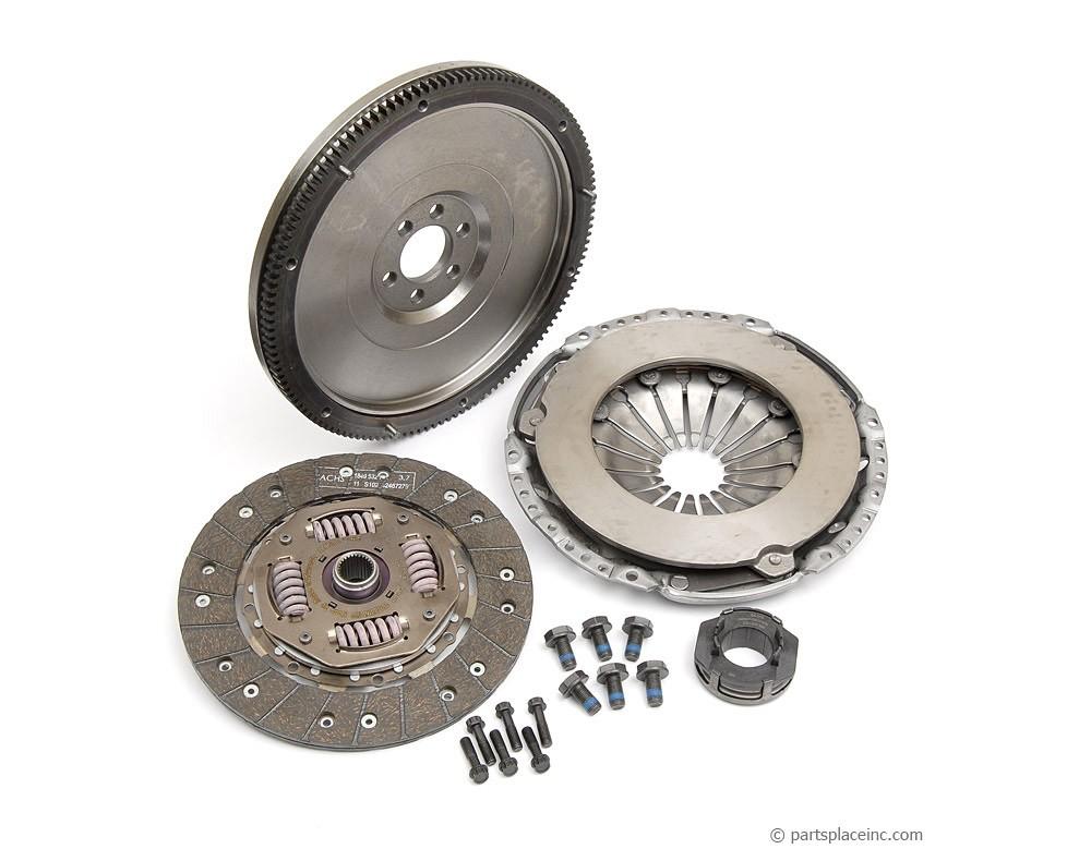 Single Mass Flywheel Conversion Kit for MK4 TDI & 1.8T