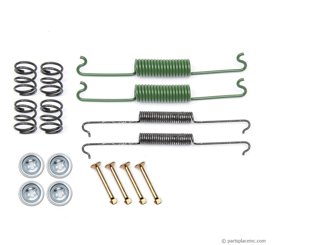 Standard Beetle Front Brake Spring Kit