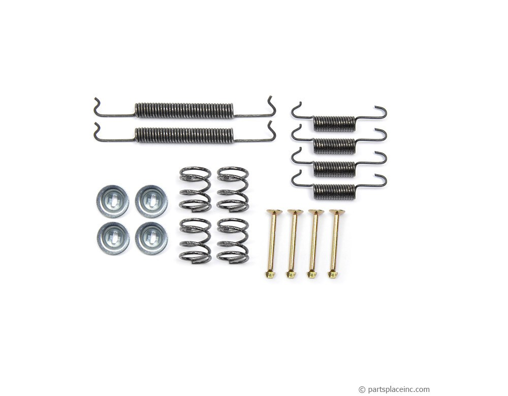 Super Beetle Front Drum Brake Spring Kit