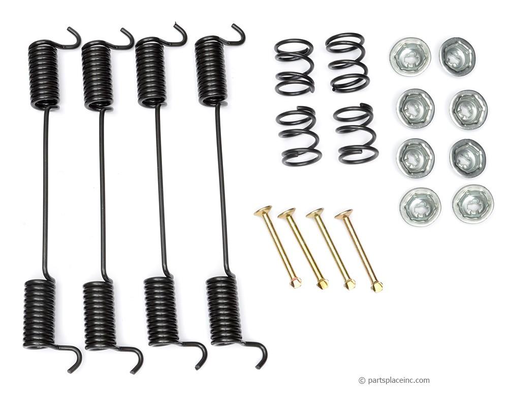Bus 64-70 Front Brake Spring Kit