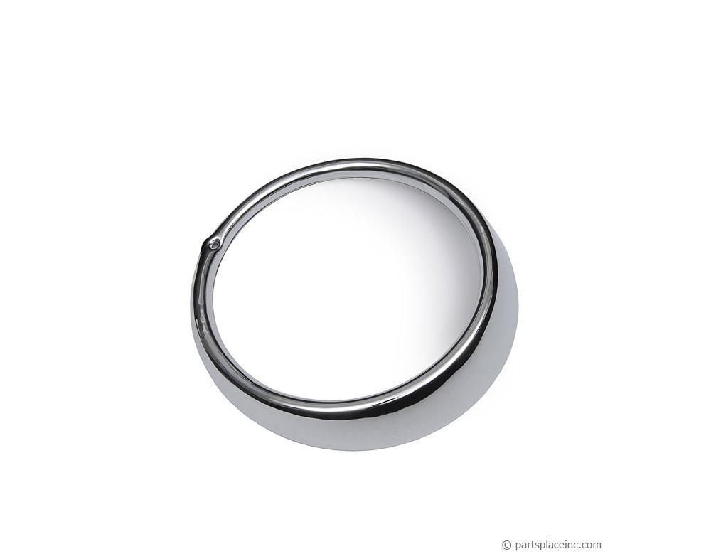 Beetle and Bus Chrome Headlight Trim Ring