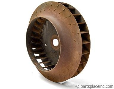 Dual Port Engine Fan
