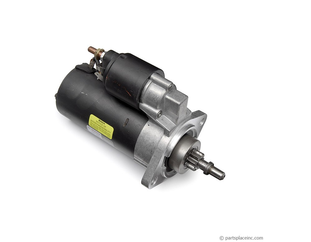 Vw beetle bus 12v bosch starter motor manual trans for Bosch electric motors 12v