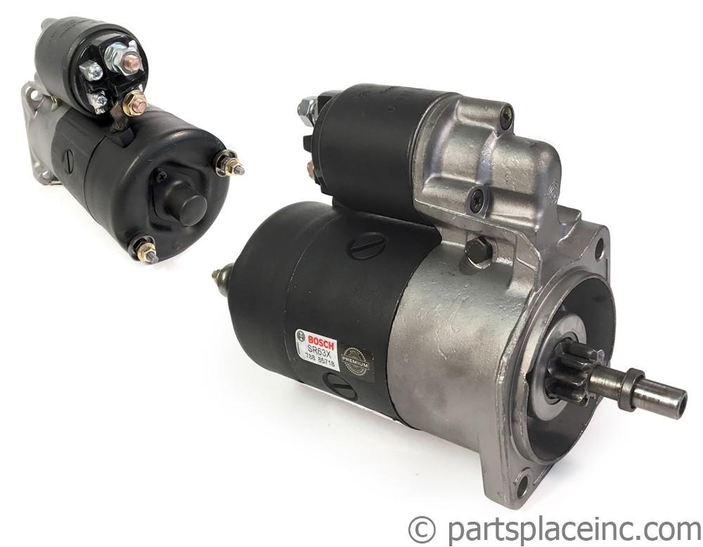 Dasher & Quantum Starter Motor