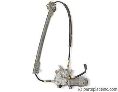 MK2 Jetta & Golf Driver Side Rear Power Window Regulator