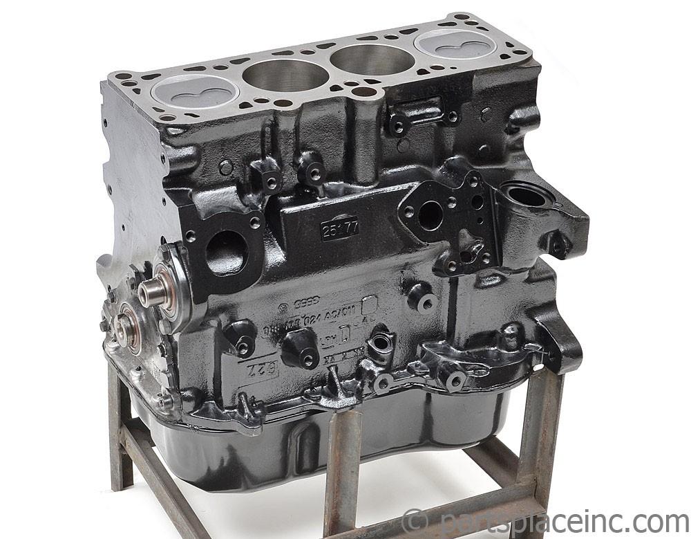 Vw Diesel Engines >> Industrial 1 6l Diesel Short Block Hydraulic