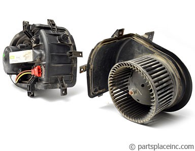 MK3 Blower Motor With AC - Used