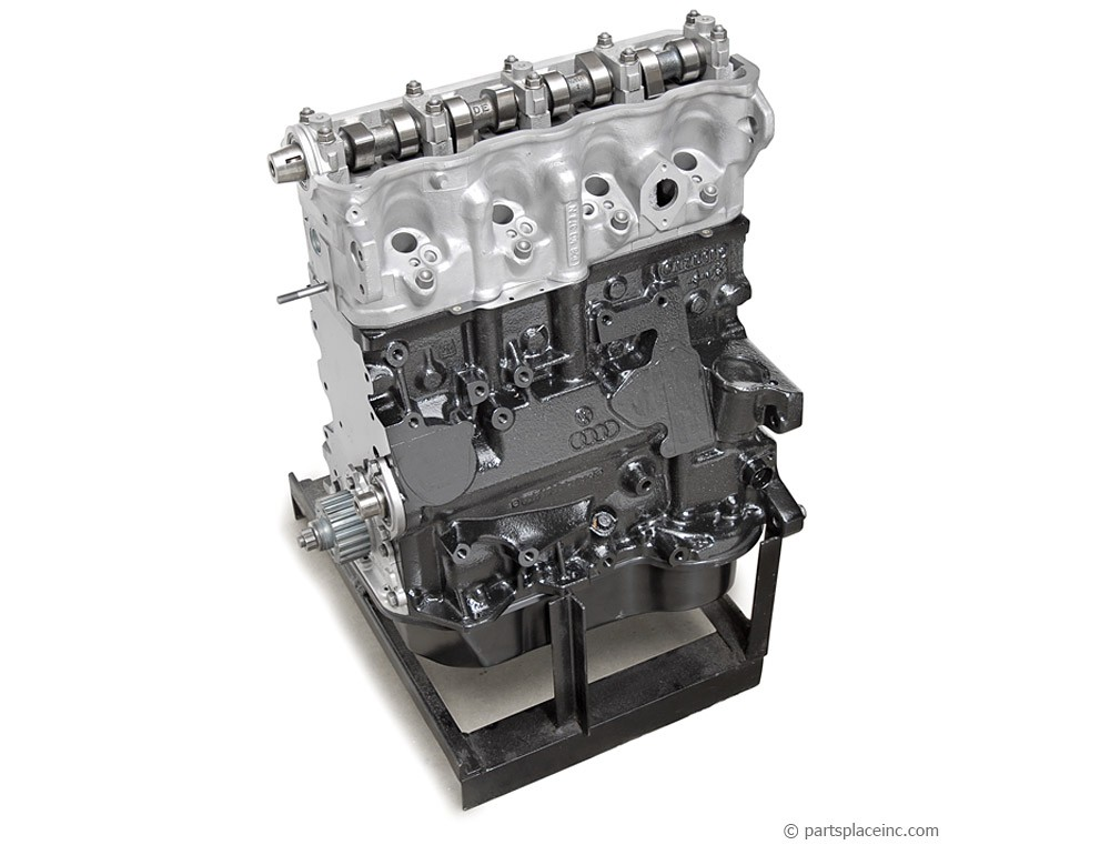 AHU TDI Engine Long Block