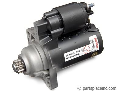 MK4 1.8T 2.0L Bosch Reman Starter - Manual Trans