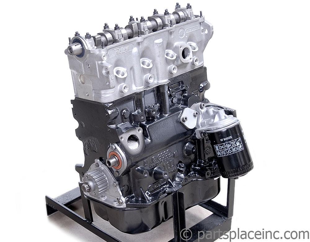 Vw Diesel Engines >> Industrial 1 6l Turbo Diesel Long Block Hydraulic Lifters