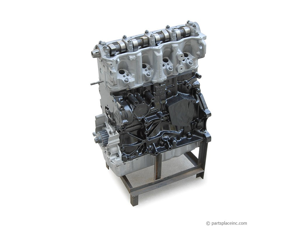ALH TDI Engine Long Block - Rebuilt