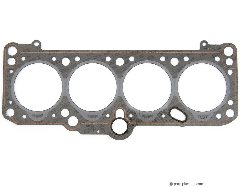 vw  diesel  notch hydraulic head gasket  tech