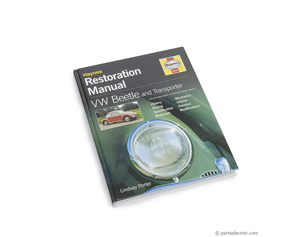 Beetle & Bus Restoration Manual