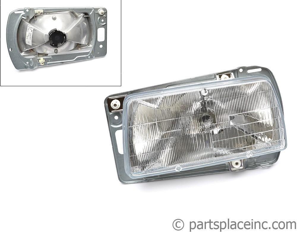 MK2 Jetta & Golf Driver Side Headlight