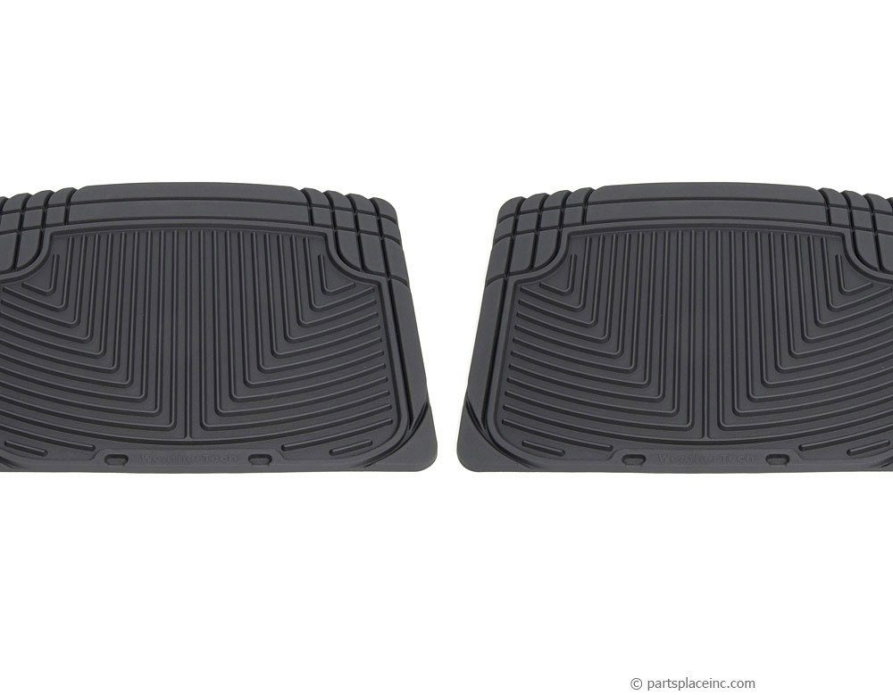 WeatherTech Rear Floor Mats
