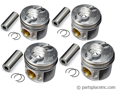 BEW TDI Piston Set +.020