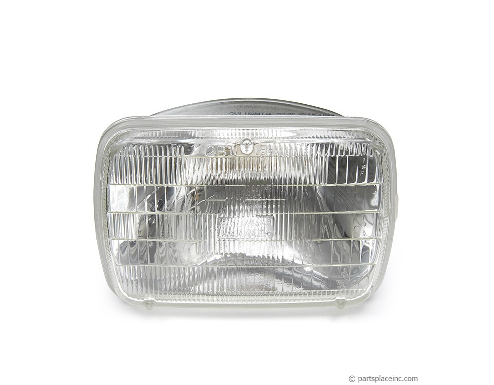 Rabbit & Fox Square Sealed Beam Headlight