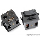 Cabriolet & Jetta Headlight Switch