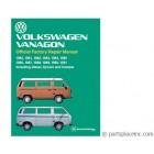 Vanagon Bentley Repair Manual